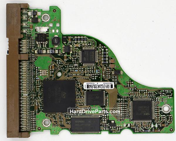 100139362 Seagate(シーゲート)基盤HDDのPCBハードドライブ基板HDD制御基板