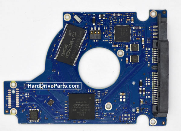 Seagate ST9120411ASG HDD制御基板 100513573