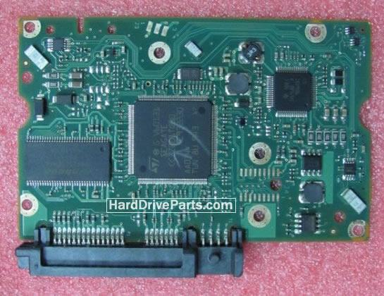 100579470 HDDのPCB(制御基板) Seagate製ST32000641ASの基板交換