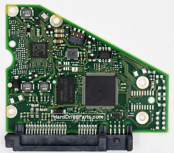 Seagate ST4000DM000 HDD制御基板 100690899