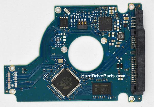 Seagate ST500LT012 HDD制御基板 100696152