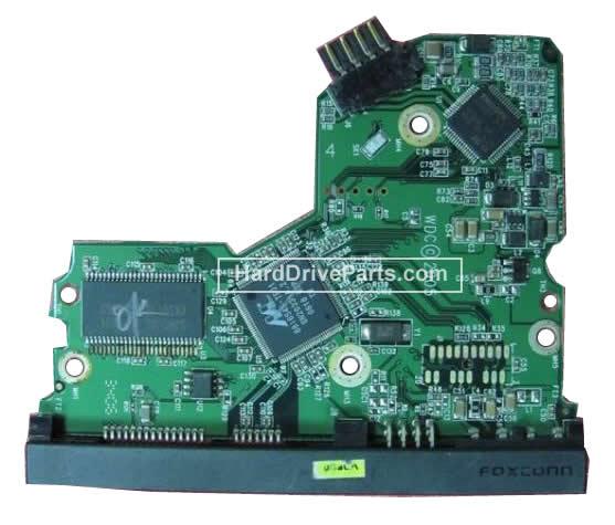 2060-701335-002 Western Digital(ウェスタンデジタル)基盤HDDのPCBハードドライブ基板HDD制御基板