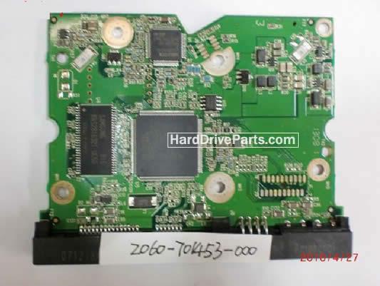 2060-701453-000 Western Digital(ウェスタンデジタル)基盤HDDのPCBハードドライブ基板HDD制御基板