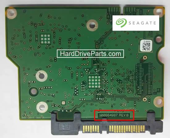hdd 基盤交換、seagate hdd基板交換、 ハードディスク基板交換